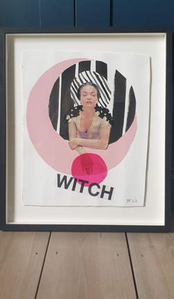 """""""Witch"""" Collage 2020"""