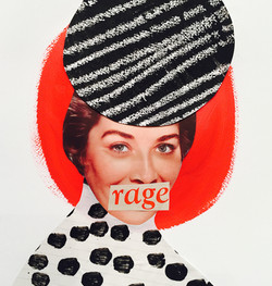 """Rage"" Collage 2016"