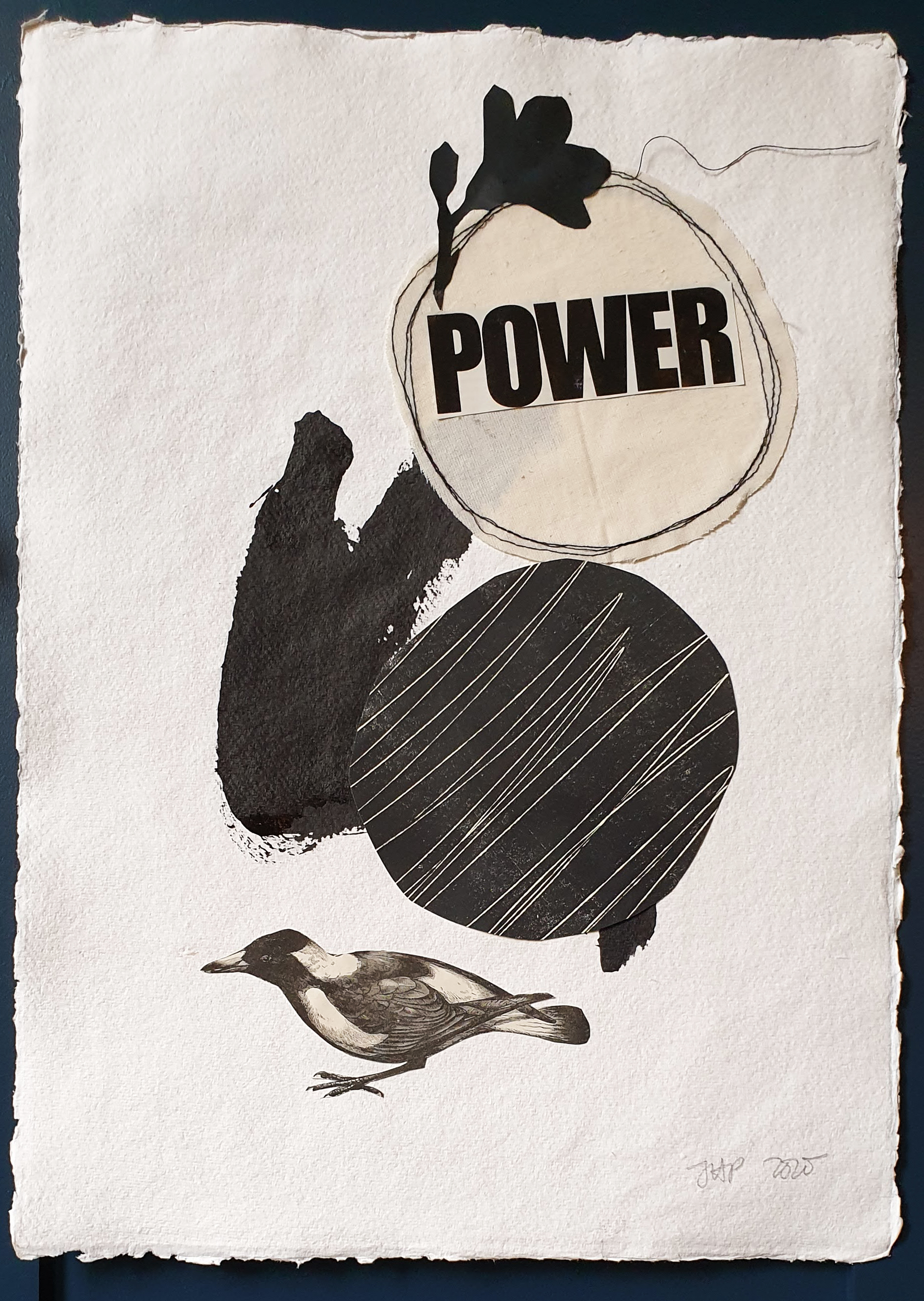 """""""Power"""" Collage 2020"""