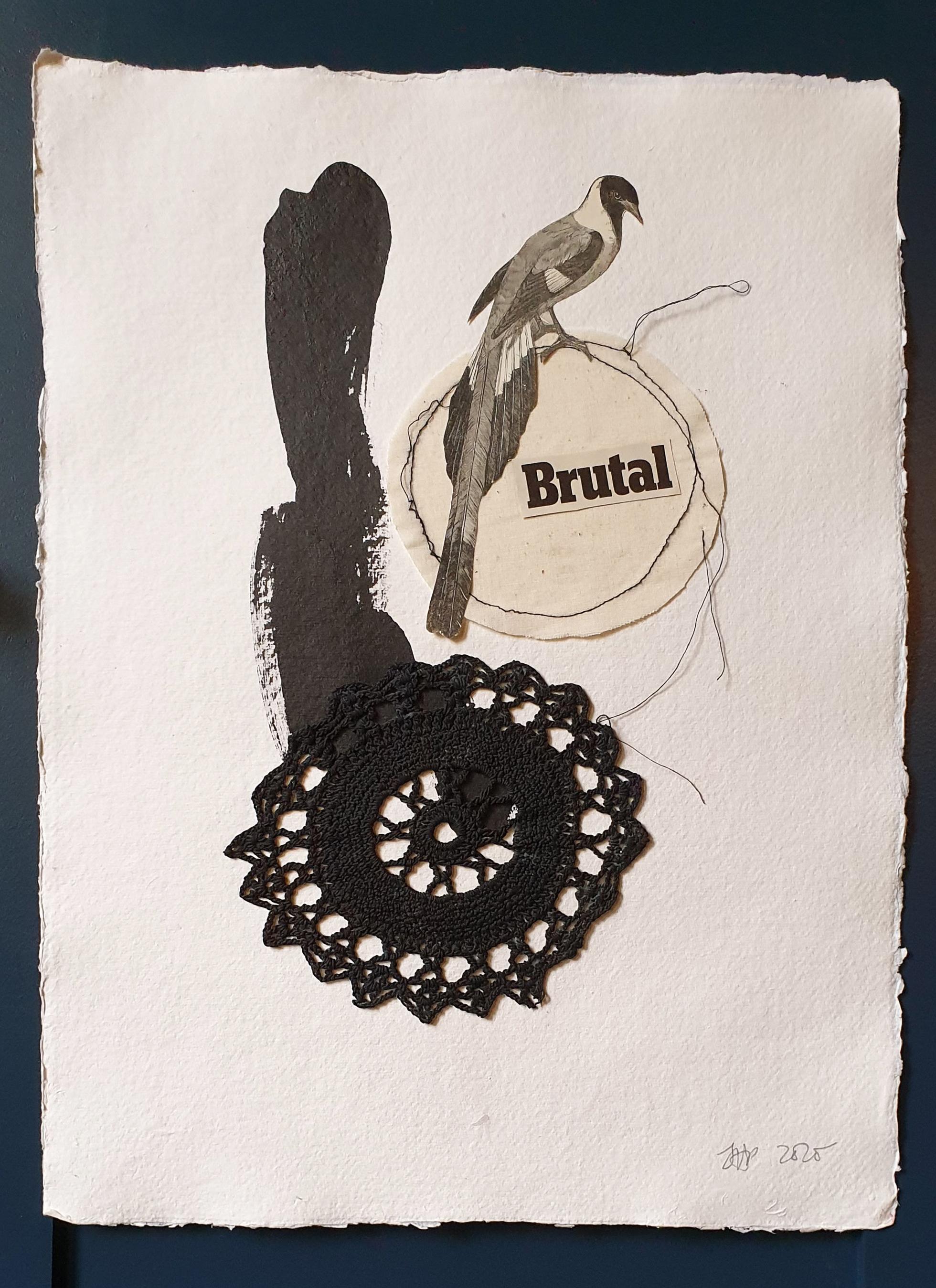 """""""Brutal"""" Collage 2020"""