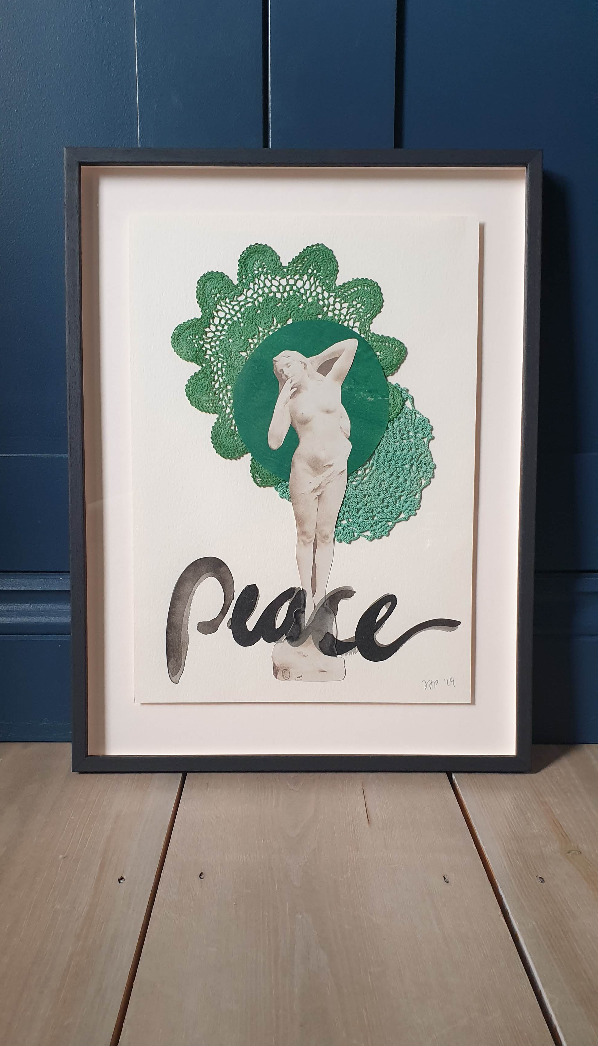 """Peace"" Collage"