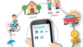 Digital customer experience in the Insurance sector in France                    (Part 1 : Presence