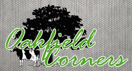 Oakfield Corners Dairy Logo