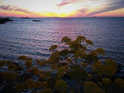 Parikia_sunset_Sa