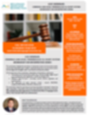 Criminal Law Legal Terminology and Court