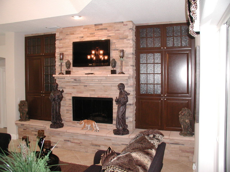 Fireplace Addition