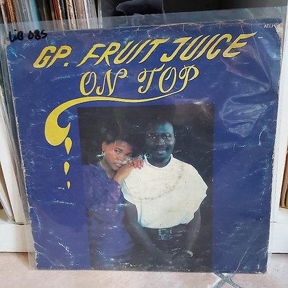 Gp. Fruit Juice – On Top [Atlanta Records – ATLP 001]