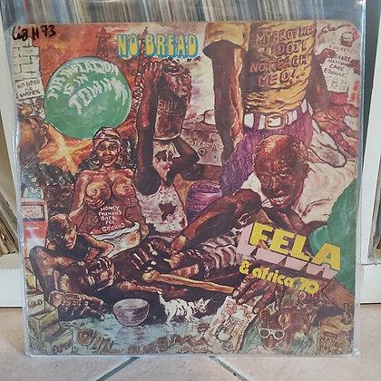 Fela & Africa 70 – No Bread [ Soundworkshop Records – SWS 1003]
