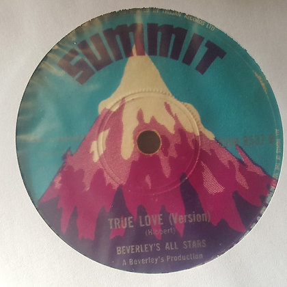 The Maytals / Beverley's All Stars – It Must Be True Love [Summit]