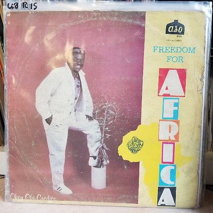 Okey Obi – Freedom For Africa [A&O)