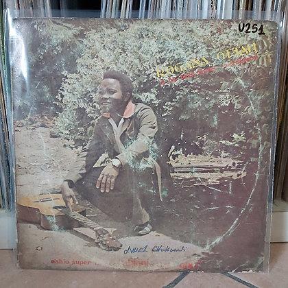 Isaac Rogana Ottah & His Black Heroes – Abiani Uwa Abia [Odec]