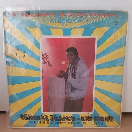 Franco Lee Ezute – Ndokwa Association (America) [E.M Records – EMR 003]