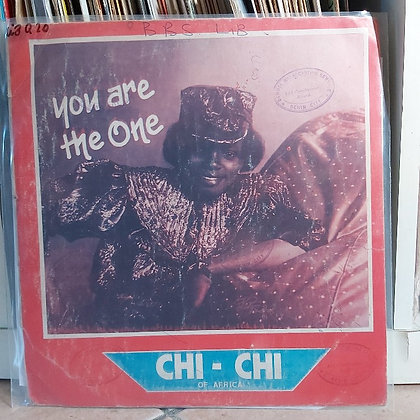 Chi-Chi Of Africa - You Are The One [EMI]