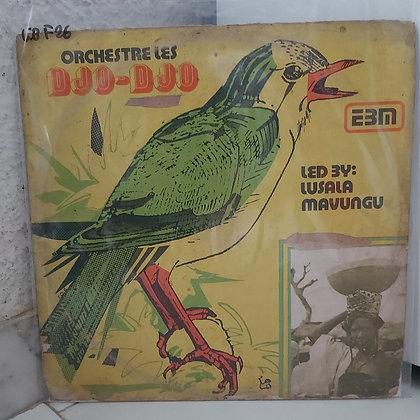 Orchestre Les Djo-Djo [Establishment Bonne Musique (EBM)]