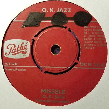 O.K. Jazz - Katombe / Misele [Pathé]