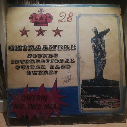 Chinaemere Sounds International Guitar Band Owerri – Owerri Wu Oke Mba