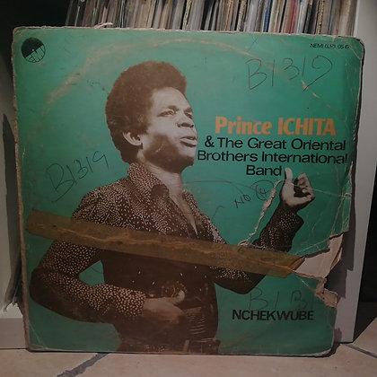Prince Ichita & The Great Oriental Brothers International Band – Nchekwube