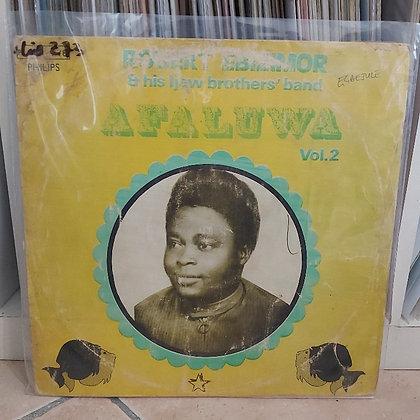 King Robert Ebizimor And His Ijaw Brothers Band – Afaluwa Vol. 2 [Fontana]