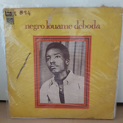 Negro Louame Deboda [Pathe]