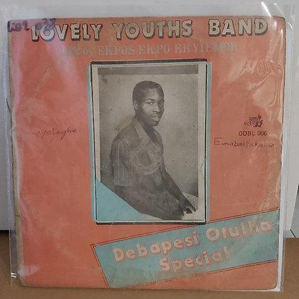 Lovely Youths Band - Dabapesi Otulha Special [Odec]