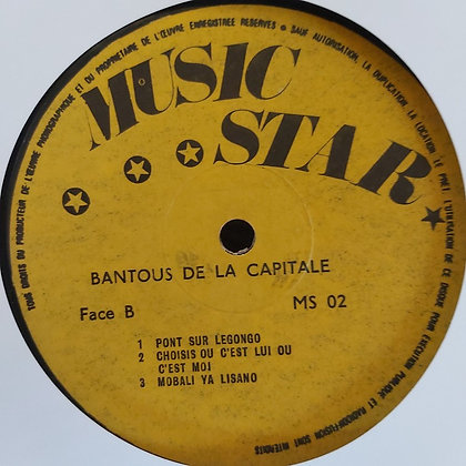 Bantous De La Capitale [Music Star]