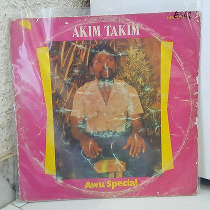 Akim Takim - Awu Special [EMI NEMI0521]