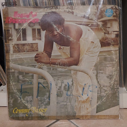 Commy Bassey – Let's Dance [Anodisc]