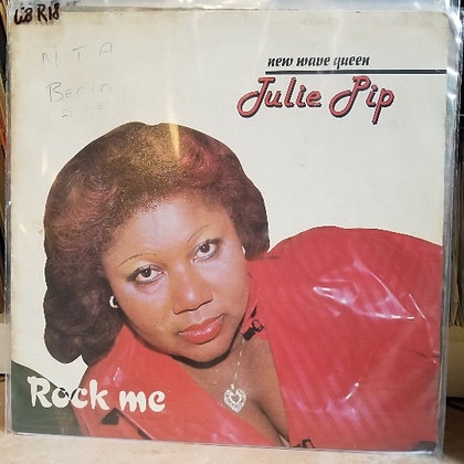 Julie Pip ‎– Rock Me [Julie Pip Records ‎– JPLP 001]