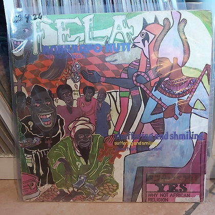 Fela Anikulapo Kuti And The Afrika 70 – Shuffering And Shmiling [Coconut]