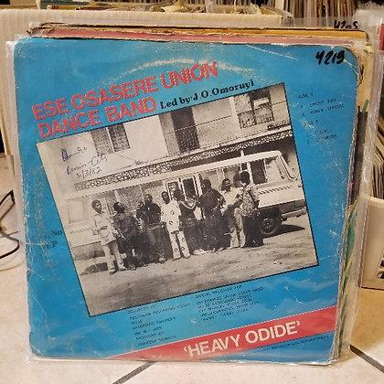 Ede Osasere Union Dance Band - Heavy Odide [Coconut]