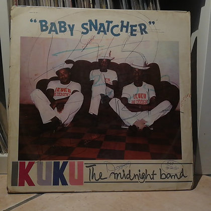 Ikuku The Midnight Band – Baby Snatcher [Noble Records – NRLP 001]