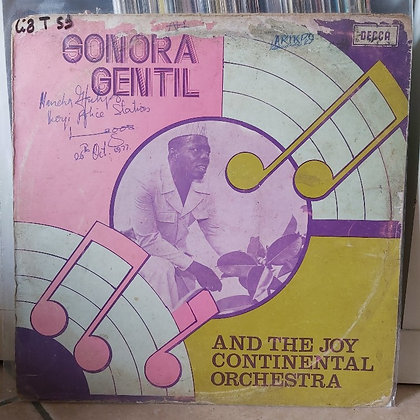 Sonora Gentil And The Joy Continental Orchestra [Decca]