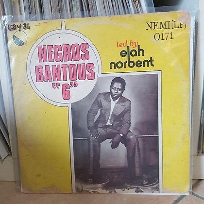"""Negros Bantous """"6"""" – Obimma [EMI]"""