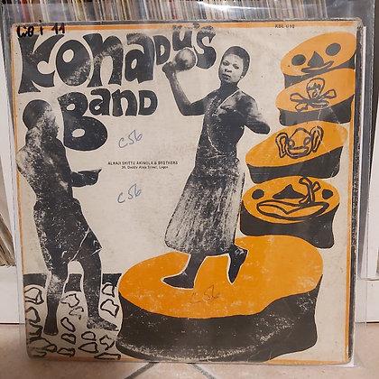 Konadu's Band [Alau Records – KBL 010]