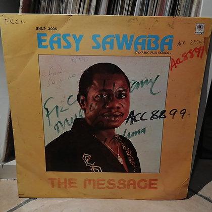 Easy Sawaba - The Message [Sony]