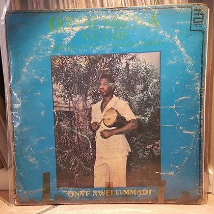Ozoemena Nsugbe & His Owokata Singing Party [Tabansi]