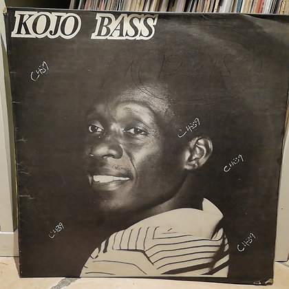 Kojo Bass [Soundpoint] 1982