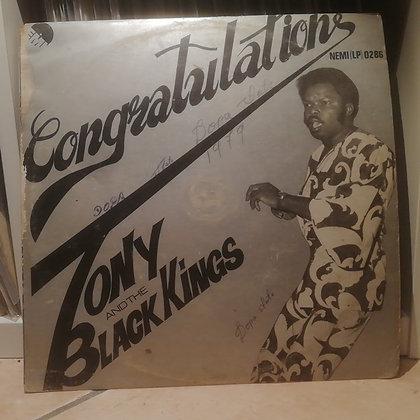 Tony Grey And The Black Kings – Congratulations [EMI]