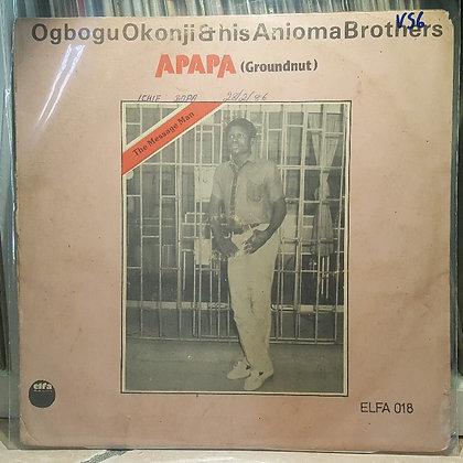 Ogbogu Okonji & his Anioma Bros - Apapa (Groundnut) [ELFA]