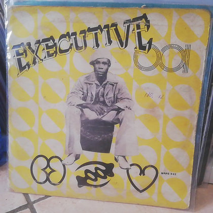 Bob Chappe Goldwatch & His Aliburuku Boys Band - Executive 001 [Coconut]