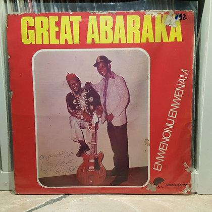 Great Abaraka – Enwenonu Enwenam [EMI]
