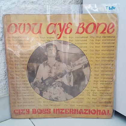 City Boys Band – Owuo Aye Bone [Polydor]