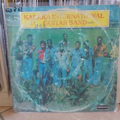 Kabaka International Guitar Band [Deram]