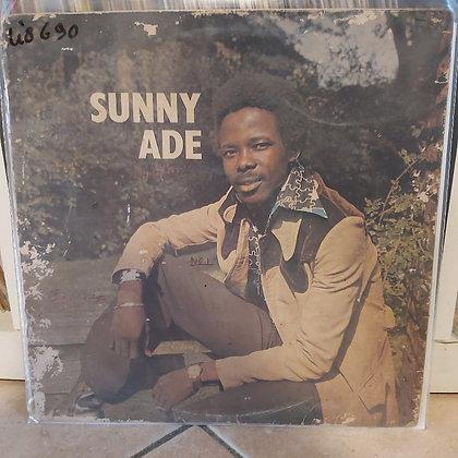 Sunny Ade & His African Beats – Sunny Ade Vol. 1 [ Sunny Alade – SALPS 1]