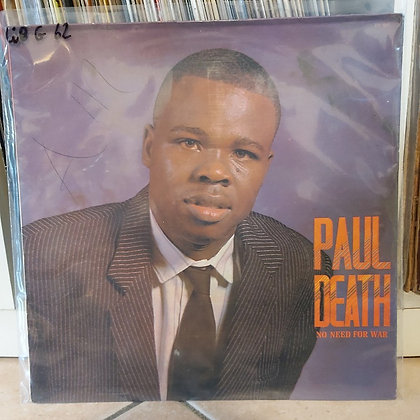 Paul Death – No Need For War [Poly]