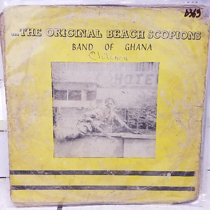 The Original Beach Scorpions Band Of Ghana [Awosco & Sons Records 