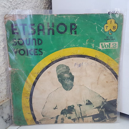 Etsakor Sound Voices - Vol 2 [ Ijebor Records – ITL 023]