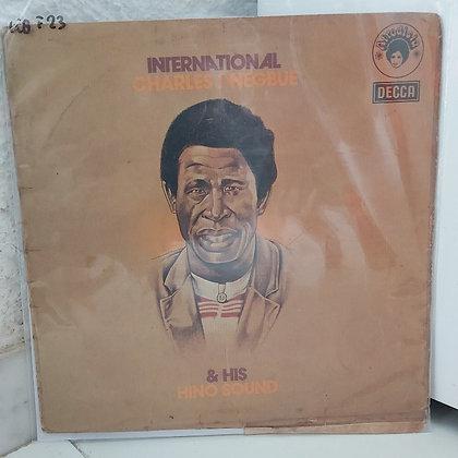 International Charles Iwegbue & His Hino Sound [Afrodisia]