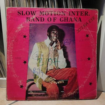 Slow Motion Inter. Band Of Ghana – Odo Na Eye [Benco]