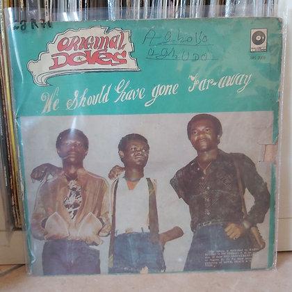 Original Doves – We Should Have Gone Far-away [Average] 1983